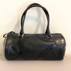 Authentic Prada vintage leather purse